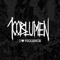 """I LOVE VIOLENCE (7"""" 2010)"""